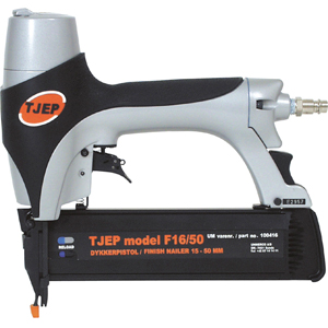 TJEP F-16/50 finish nailer